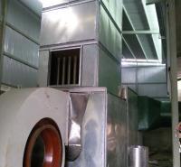 Lò sấy khí nóng